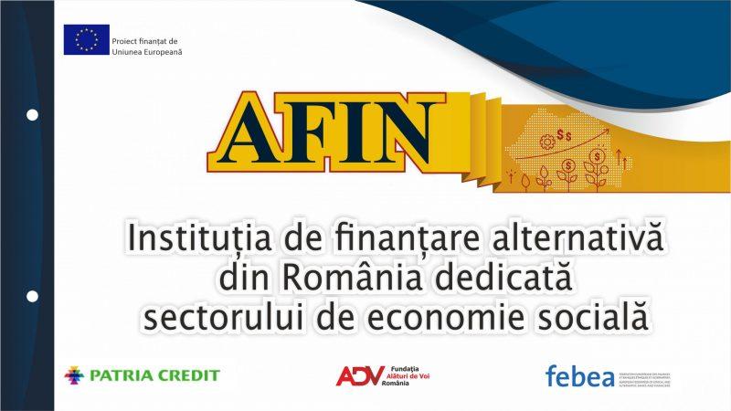 Comisia Europeană sprijină înfiinșarea primului IFN dedicat în exclusivitate întreprinderilor sociale