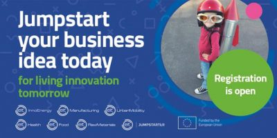 EIT Jumpstarter 2021 – best programme for early-stage start-ups