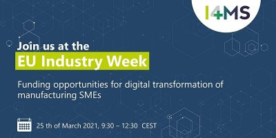 Online event: Opportunities for digital transformation of manufacturing SMEs