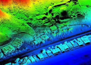 Cinci milioane de euro pentru scanarea teritoriului cu tehnologie LiDAR