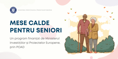 Ministerul Investițiilor și Proiectelor Europene a publicat listele unităților care livrează mesele calde