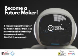 Start-up incubator: Future Makers