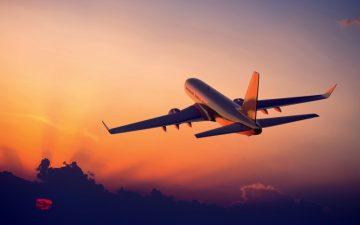 Avionul marilor speranțe