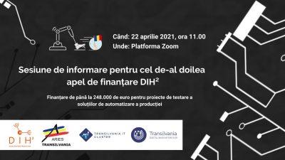 Sesiune de informare pentru IMM-urile din România azi, 22 aprilie, începând cu ora 11:00
