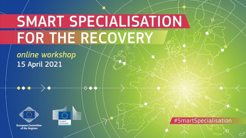 Online event:  SMART SPECIALISATION FOR THE RECOVERY