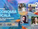 """""""Fabricat în Iași"""" organizează în mediul online  """"Conferința Economia locală, un an de la începutul pandemiei"""""""